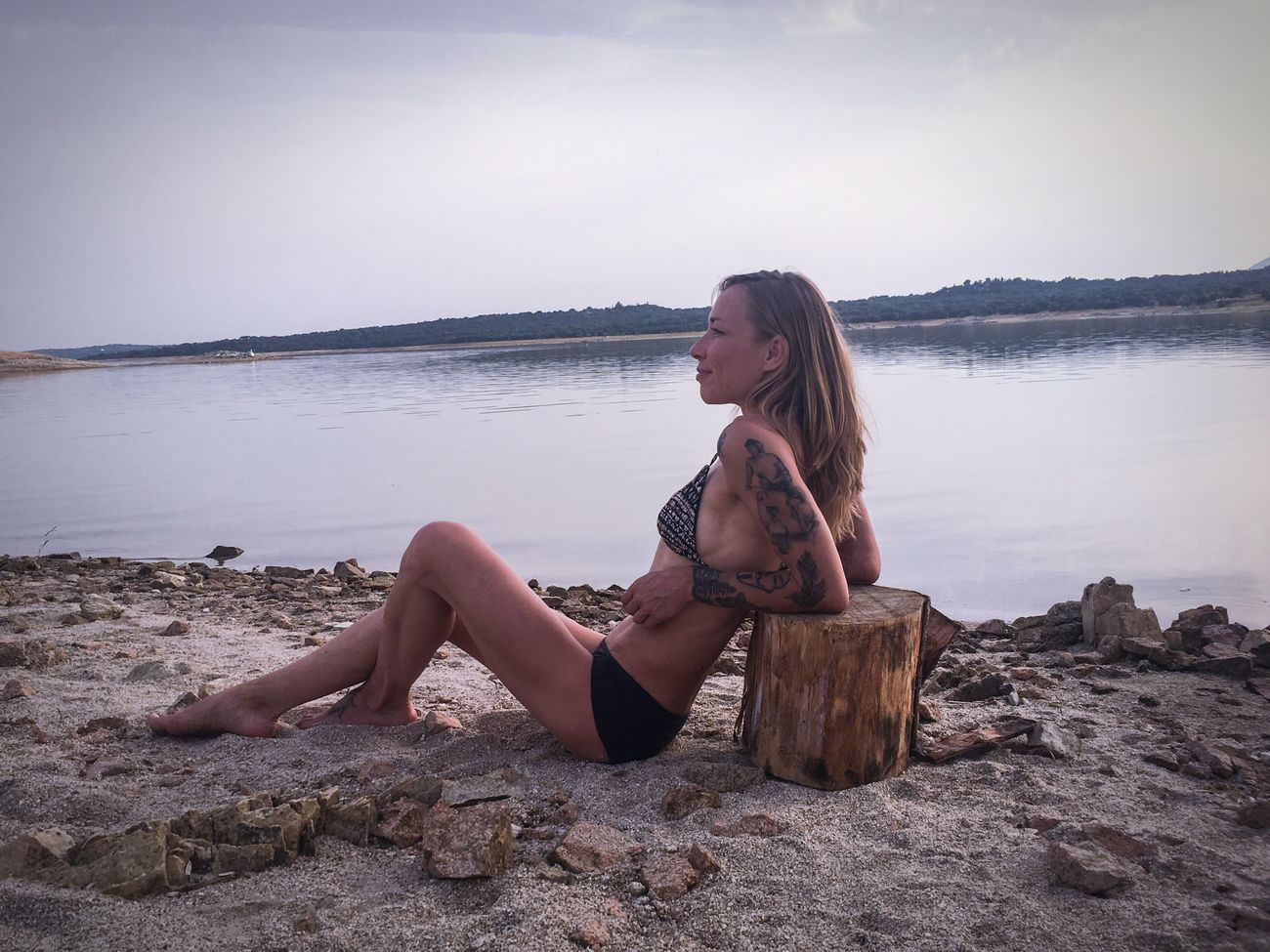 Last summer days😗💨👙 Water Summer People And Places Enjoying Life Myuniquestyle EyeEm Nature Lover Water Reflections Tattoo Woman Lastdayofsummer Relaxing My Favorite Place Having Fun JustMe Twilight Saturday Weekend Tranquility Lifestyles Silhouette Lake Landscape Cityscapes Taking Pictures Nature