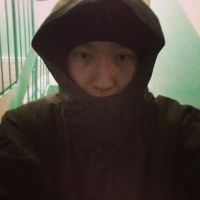 Одел бушлат на прогулку, вспомнил армию ☺️ ykt army spec men combat me asia ??????