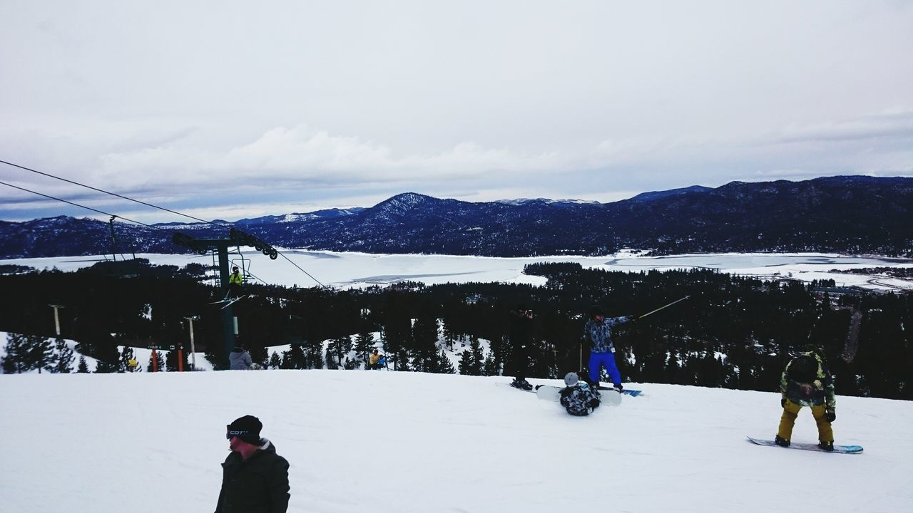 First Eyeem Photo Bigbear California Bigbear Bigbearlake Shredbrah Skiing