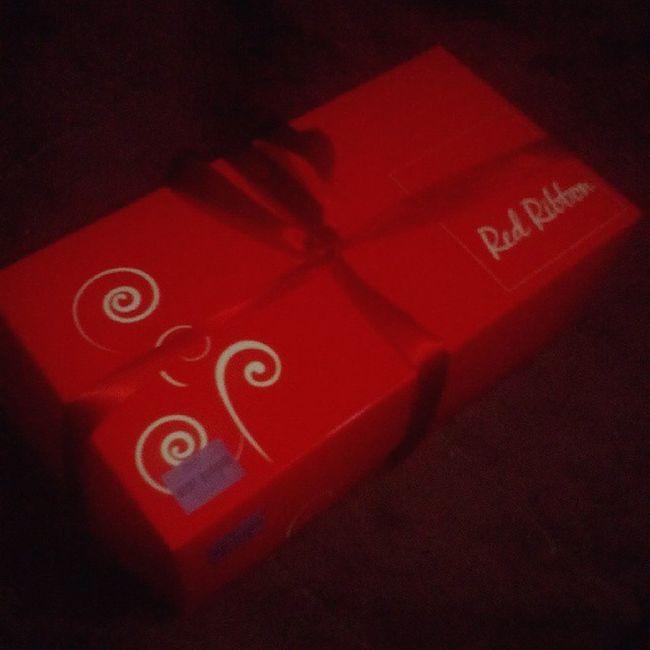 Thanks  Mommy Fely for the Braso de Mercedez. Kailangan po talaga ng konting tamis ng Puso  ko.... :) REPACOL Brasodemercedez sweets Salamat peyborit