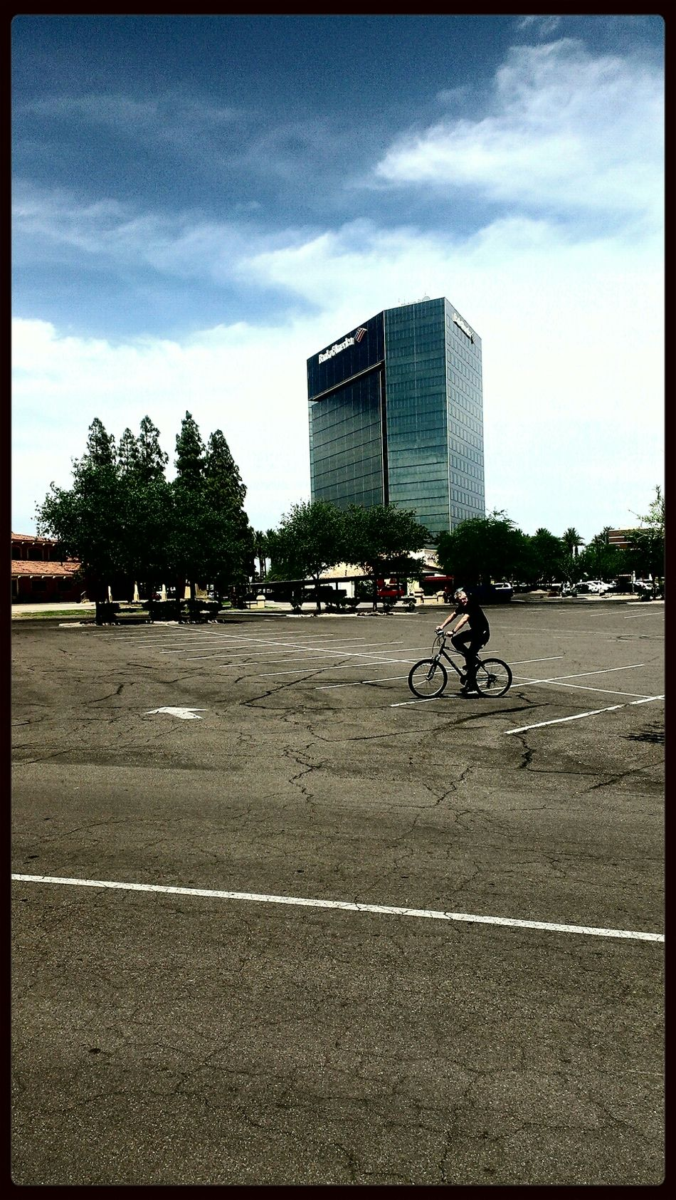 Urban Buildings Bank Of America Building