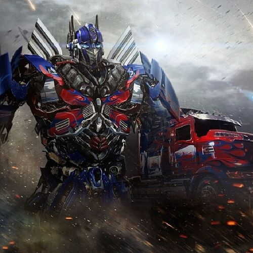 LEADER THE AUTOBOTS.... New Design Optimus Prime TRANSFORMERS 4 AGE OF EXTINCTION 06 27 2014