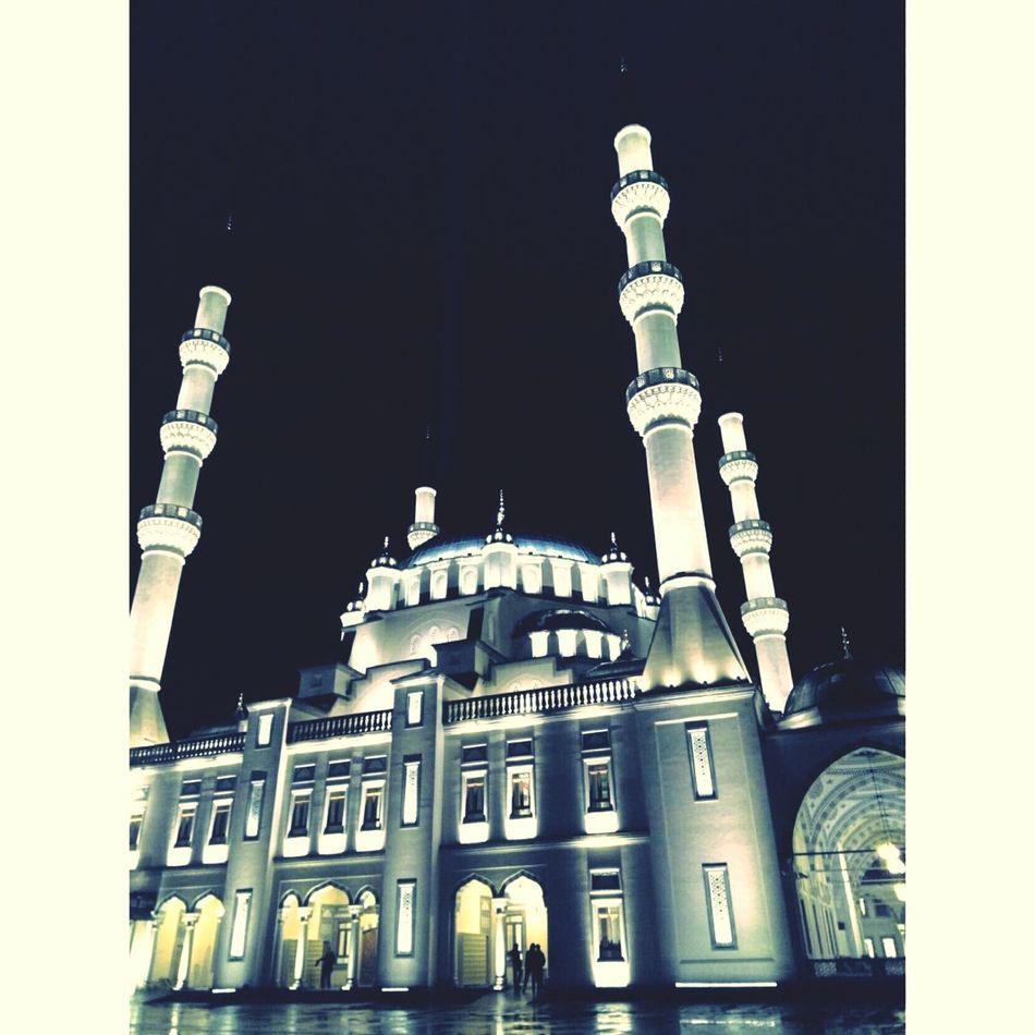 NurCamii Kirikkale Mosque Taking Photos Newmosgue