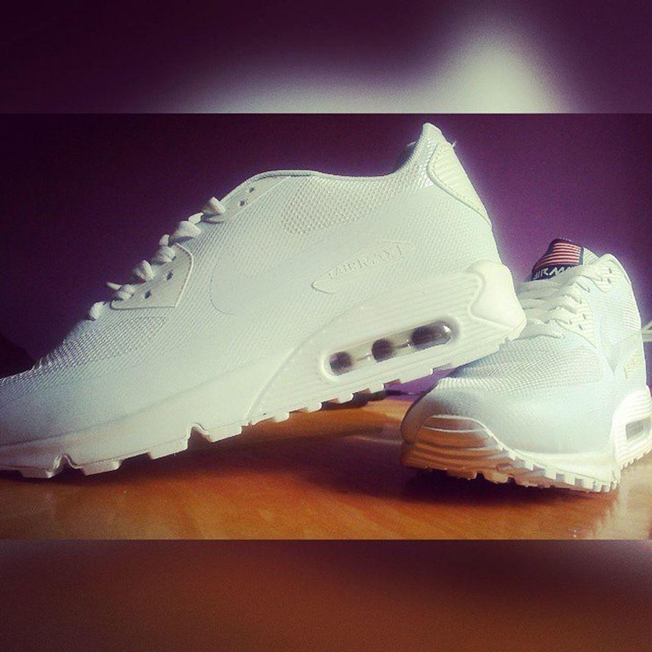Nowy temat Shoes Nike Air_max Air Max Hyperfuse USA Polishboy  Boy