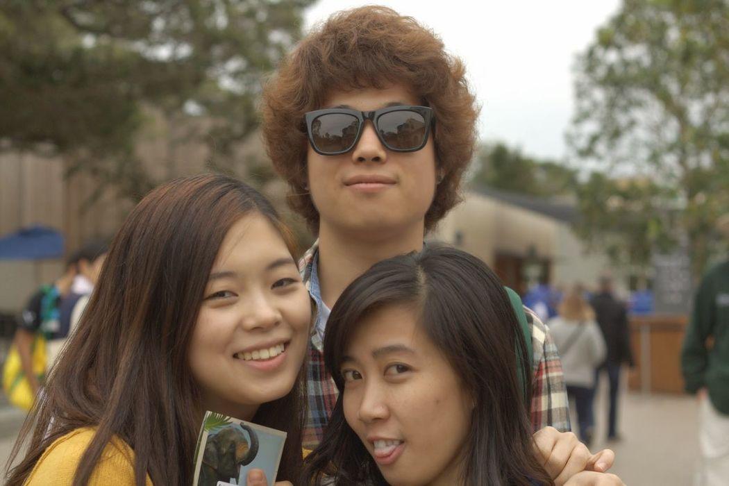 Close-up Cochitul Friends Funday KoreanFriends Outdoors Sunglasses Sydney, Australia