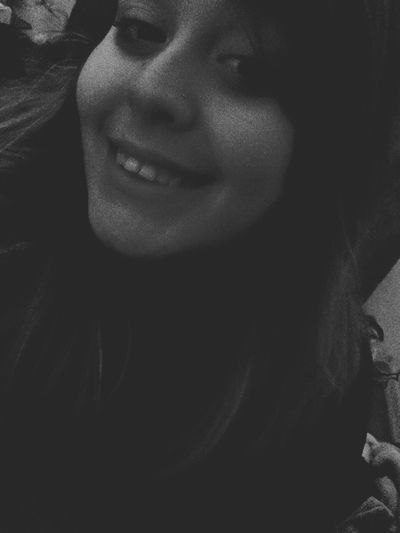 Smile Self Portrait Selfie That's Me
