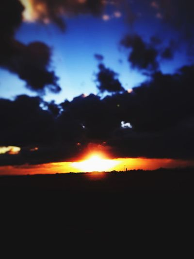 Sunset tonight was :O First Eyeem Photo