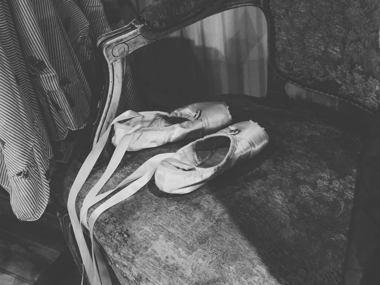 Ballet Shoes Balletshoes Blackandwhite Blackandwhitephotography Black And White Photography Blackandwhite Photography EyeEm Gallery EyeEm Week On Eyeem Week Of Eyeem Mypointofview EyeEm Best Shots The Week Of Eyeem My Point Of View Live For The Story BYOPaper! EyeEmNewHere