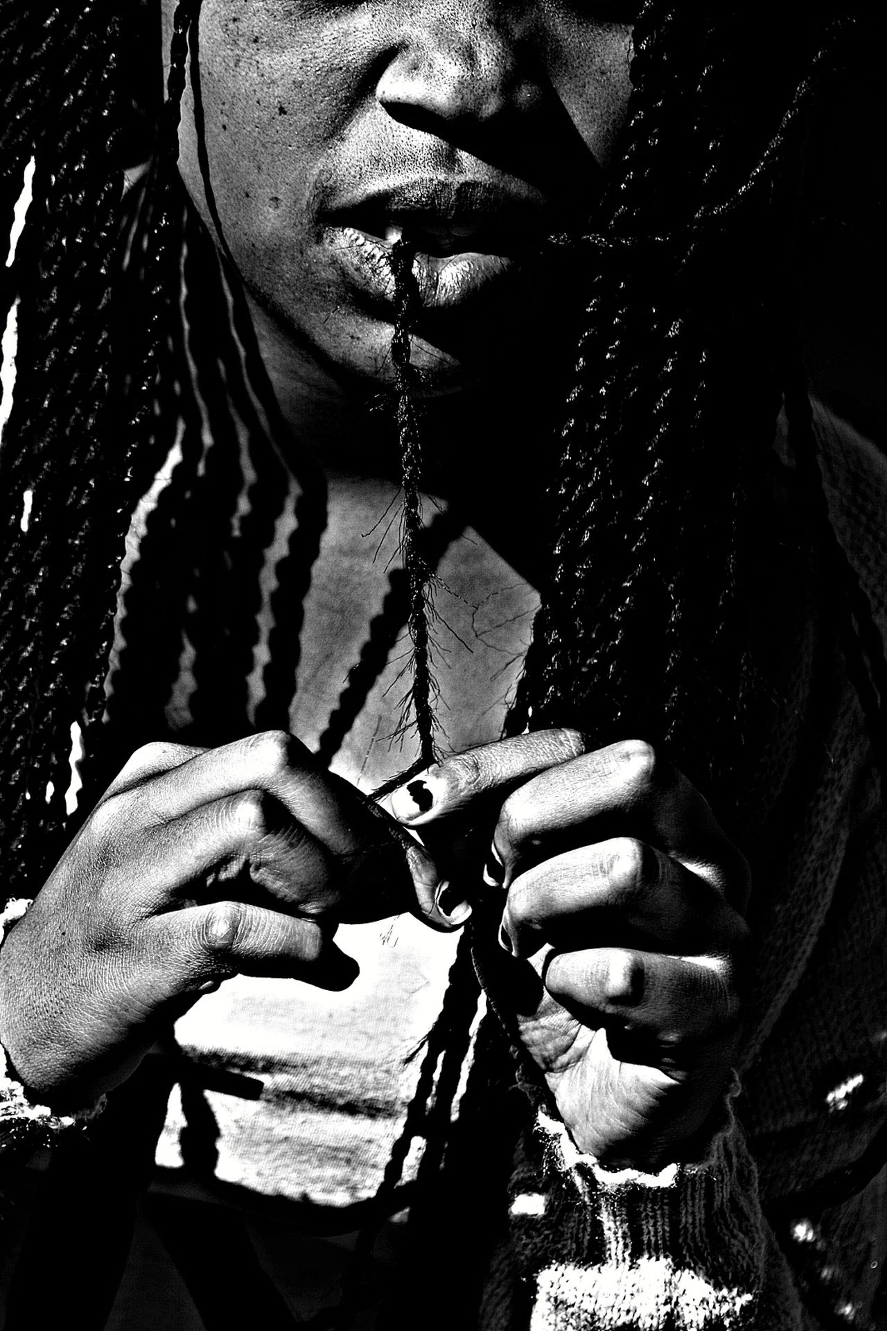 Grooming.....Blackandwhite Photography Johannesburg Childrenofthesun IAmTheGoldRunner The Portraitist - 2016 EyeEm Awards Hair Streetphotography