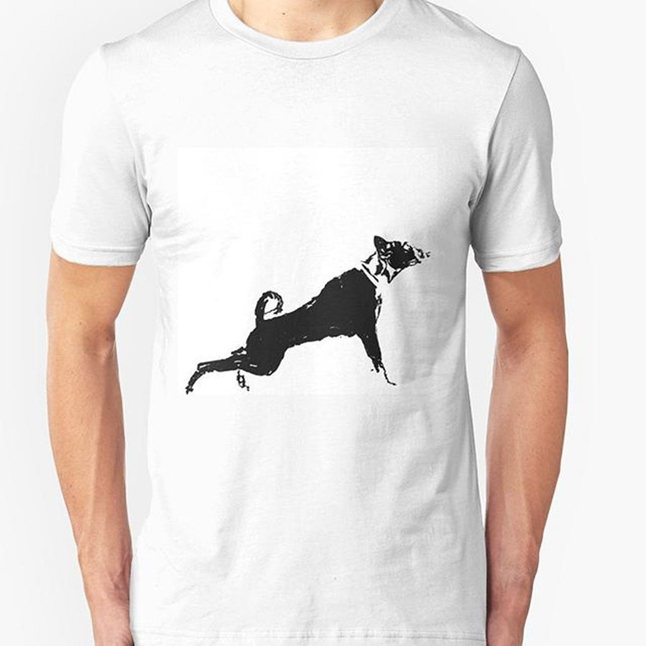 RedBubble My_creations Unisex_tshirt Dog