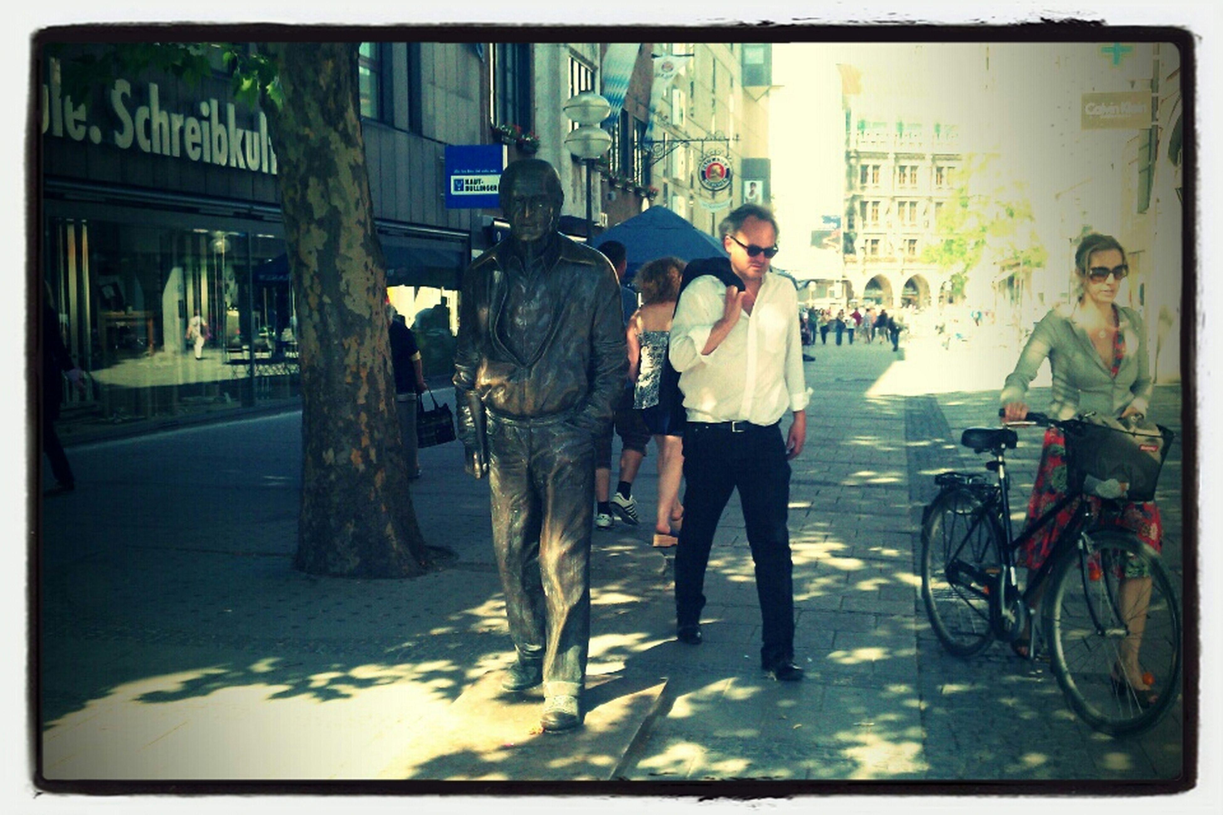 Streetphotography Sommer Sigi