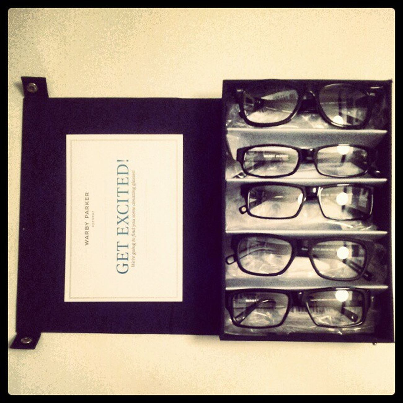 Warby Parker Home Try-on , not easy to pick one... I like them all. !! :@ Warby Parker Classic Stylish Frames new look