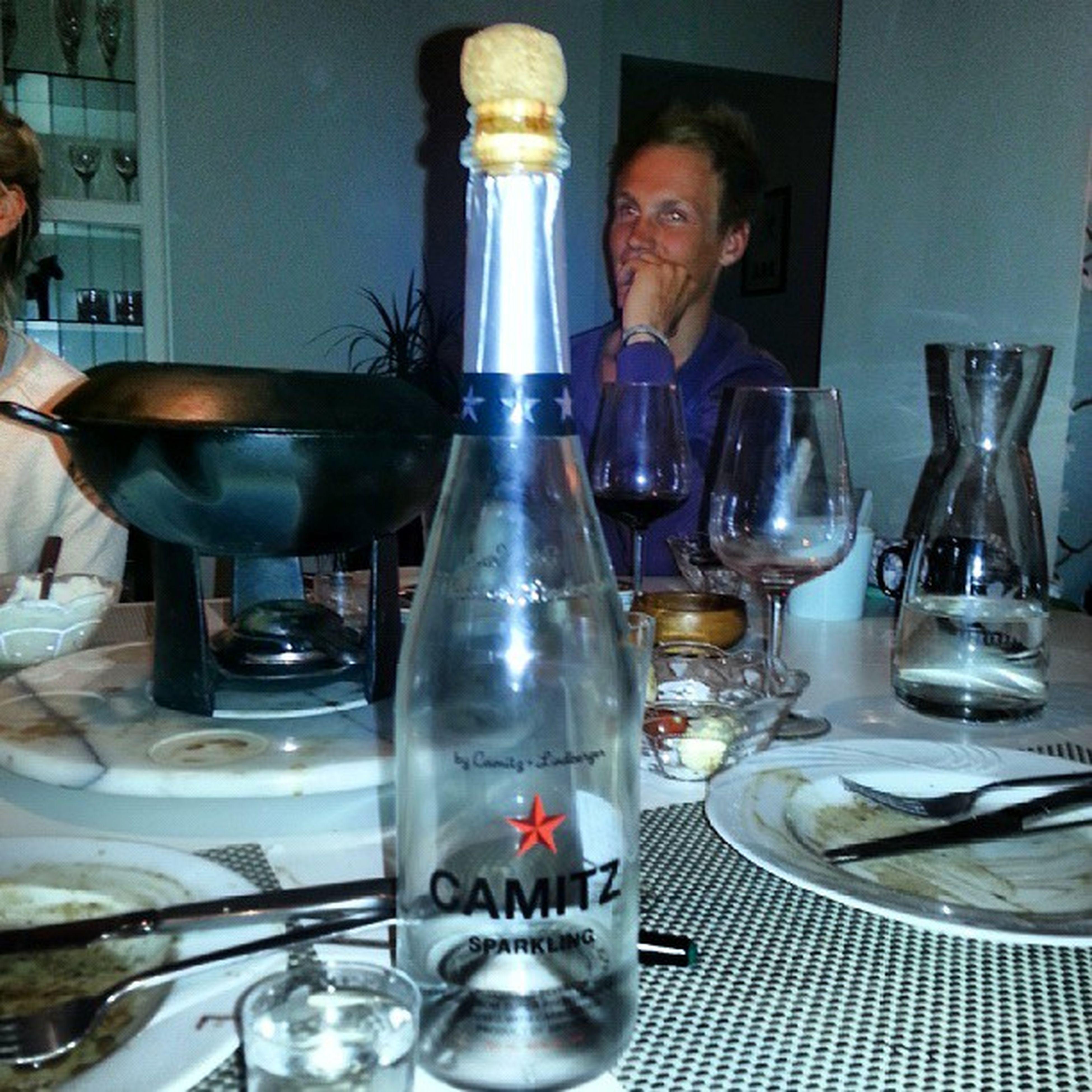 Classic vodka skumpa levererar mys! Myyyyz