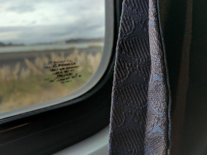 Transportation Mode Of Transport Close-up Journey No People Amtrak Roadtrip Alone Time Alone
