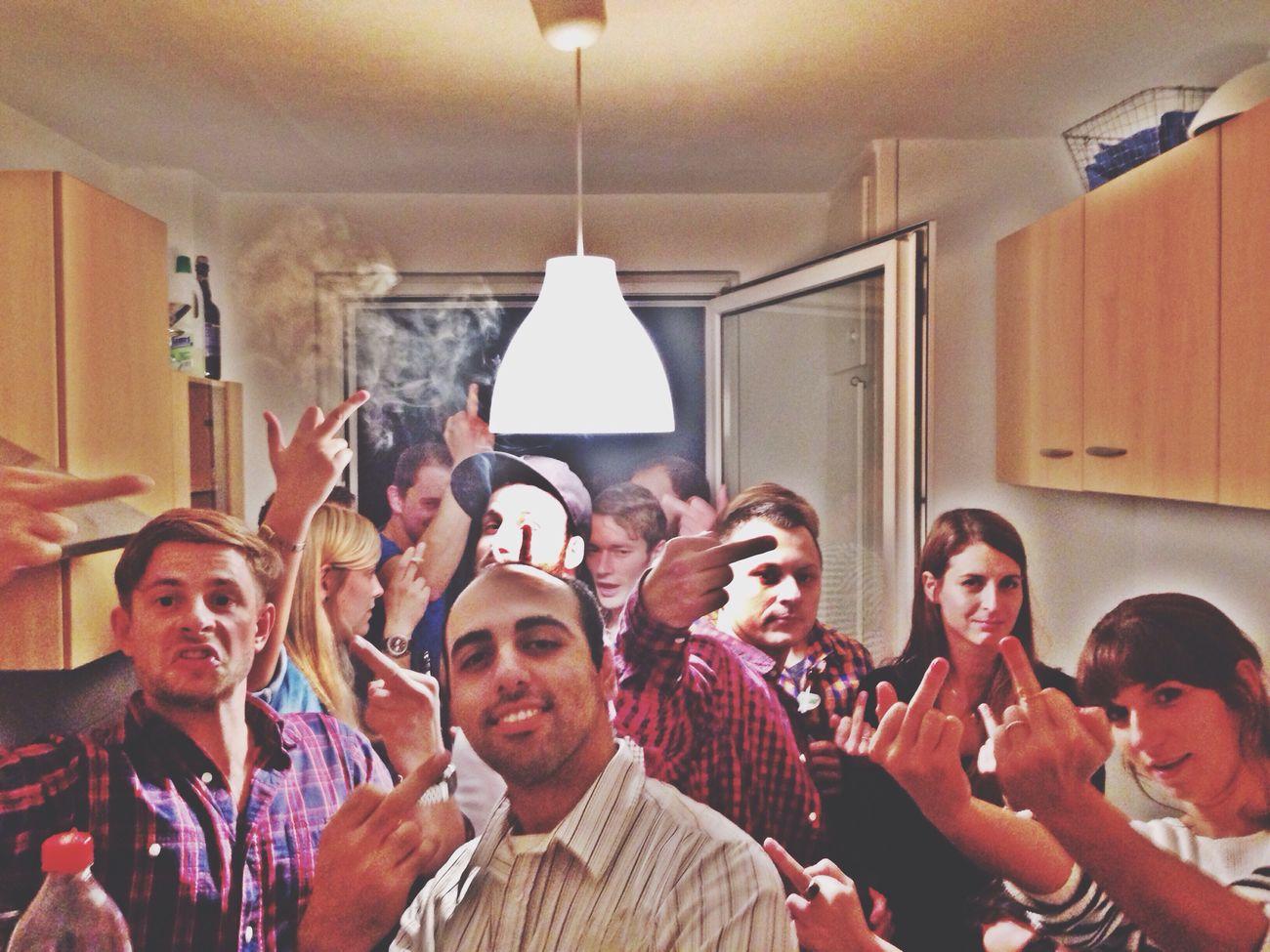 Fuckthepolice Kitchenparty Everbodygivesafuck Friends