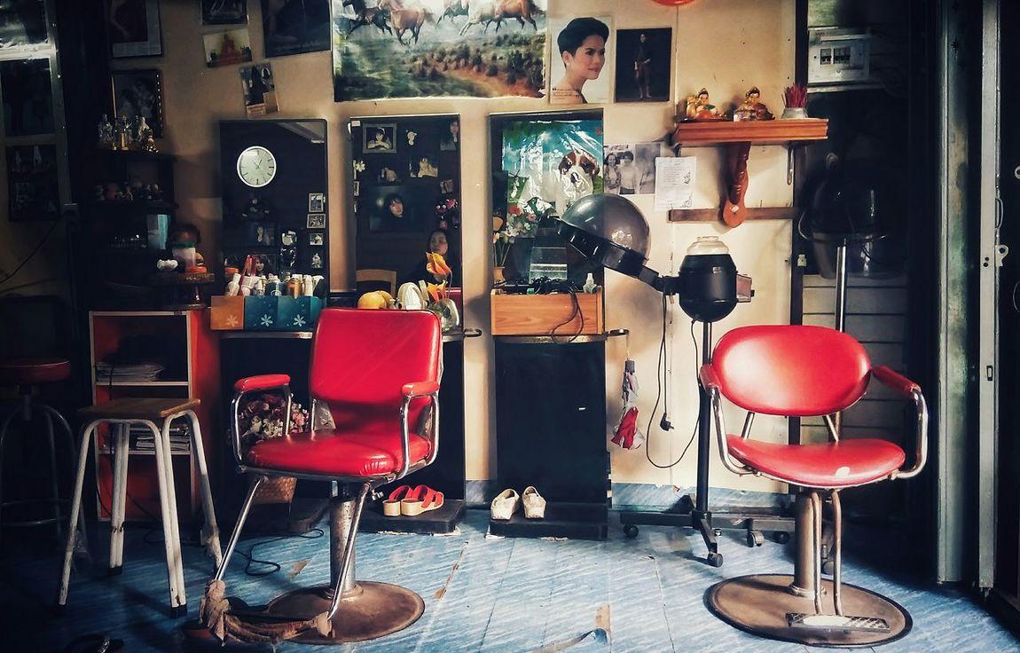 Tarvel Thailand Oldbeauty Hairsalon