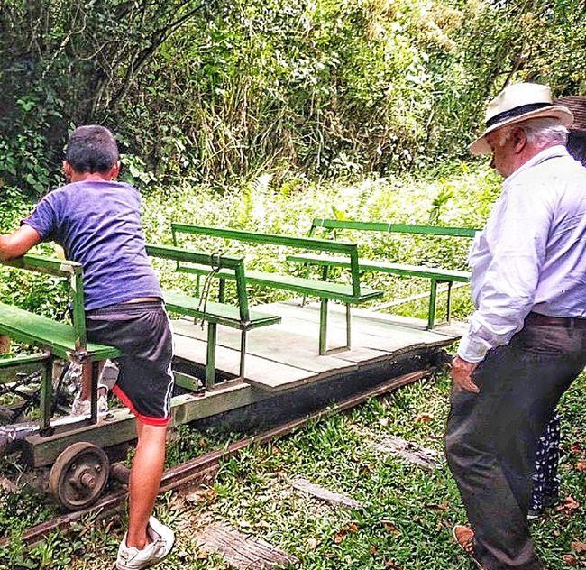RePicture Travel Train Culture Ideas Creative Kid Creative Child Colombia