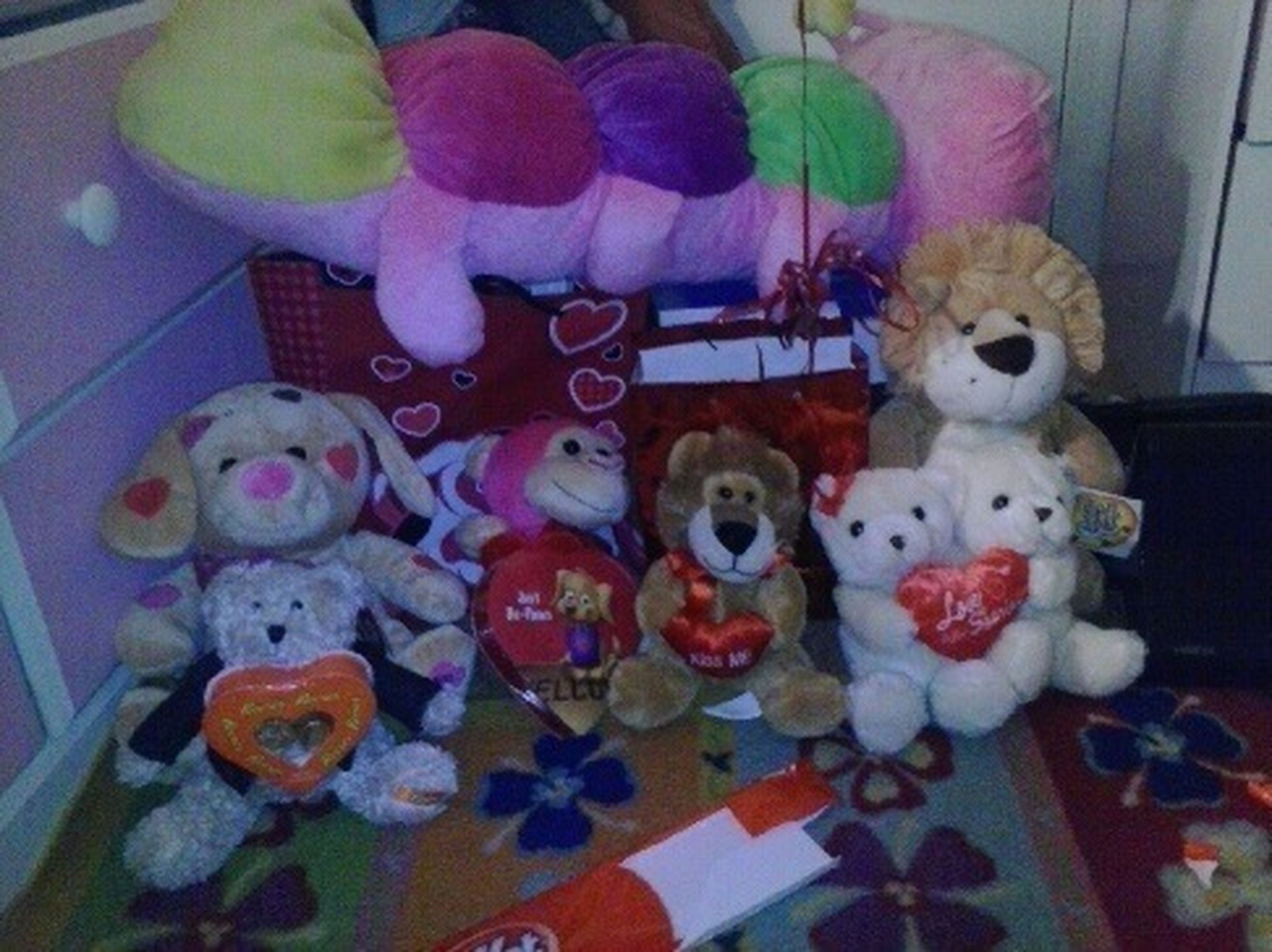 My Gifts From Friends N Family .. I Feel So Loved
