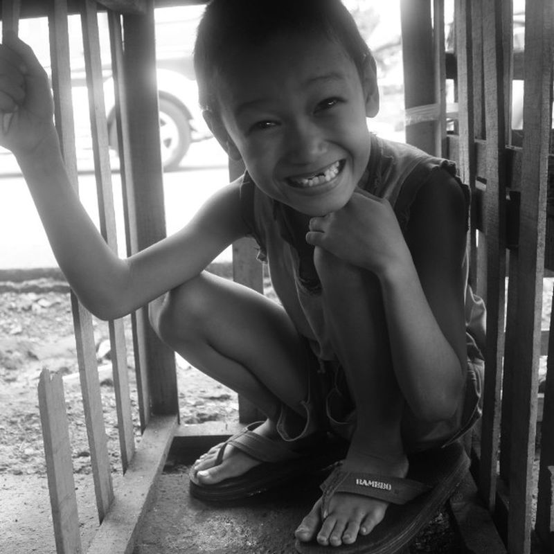 follow th smile; things worthwhile Broformyphotog Framing Blackandwhite Canonphotography Canonphotos Canon Street Philippines Urban City Smile Kid Life Unscripted Teeth