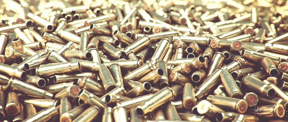 Bullets Ammo Trucha