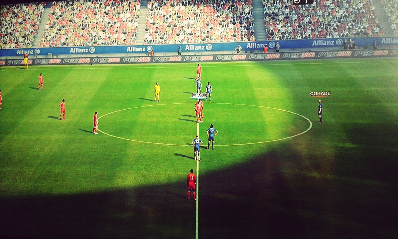 What Video Game Are You Playing? Konami Pro Evolution Soccer 2013 Soccer
