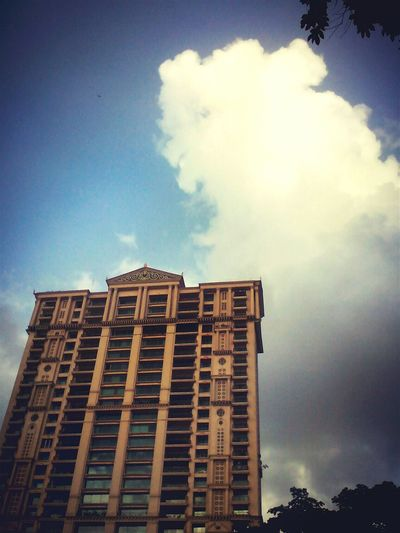 Capture The Moment Live Your Moment:-) Look Up The Sky First Eyeem Photo