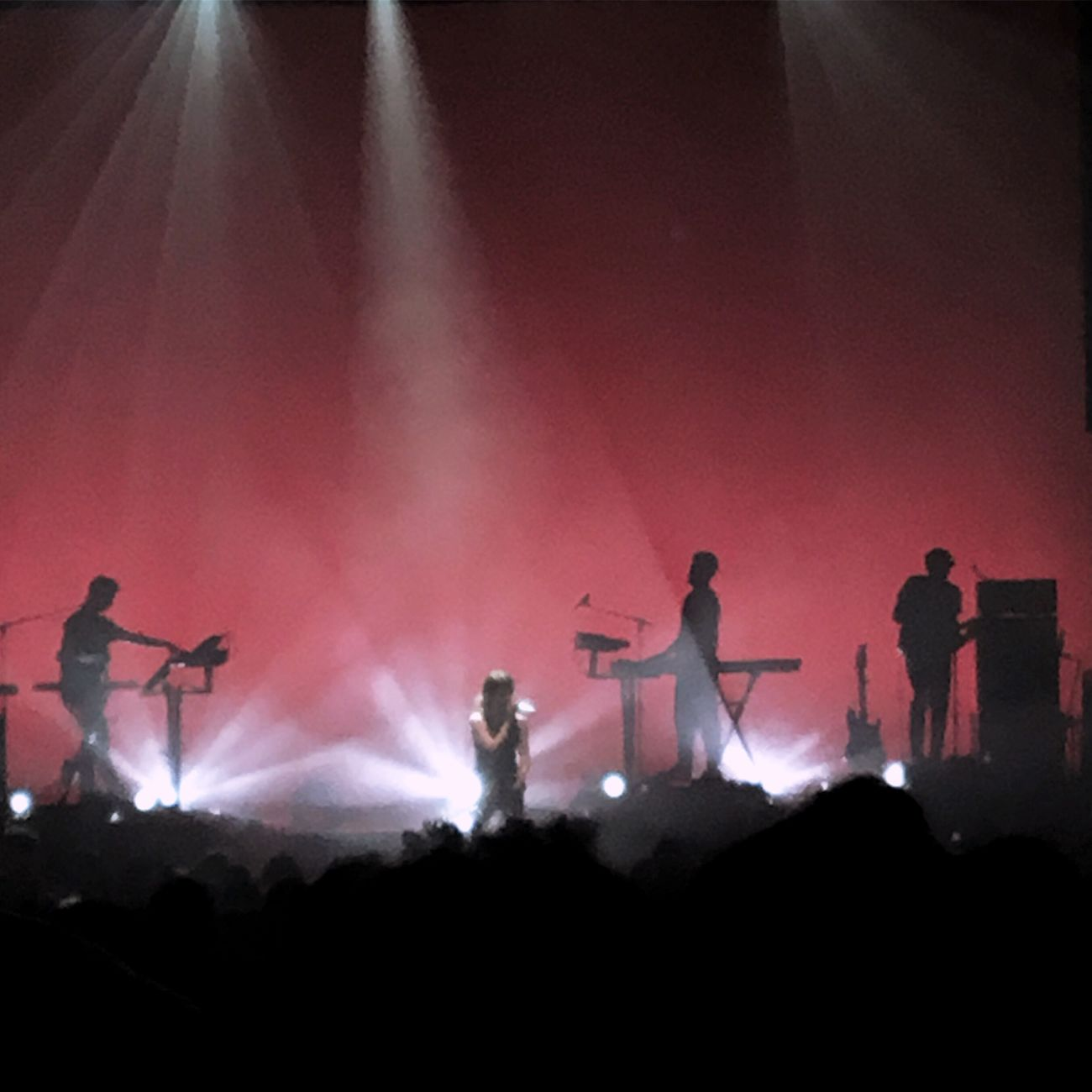 Performance Stage Light Illuminated Silhouette Nightlife Event Christineandthequeens Gig Photography Music Live Music Manchester Amazing Gigphotography Musician