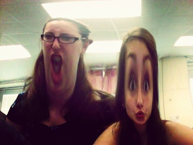 duck face fah dayzz with mrs Amanda Schwartz