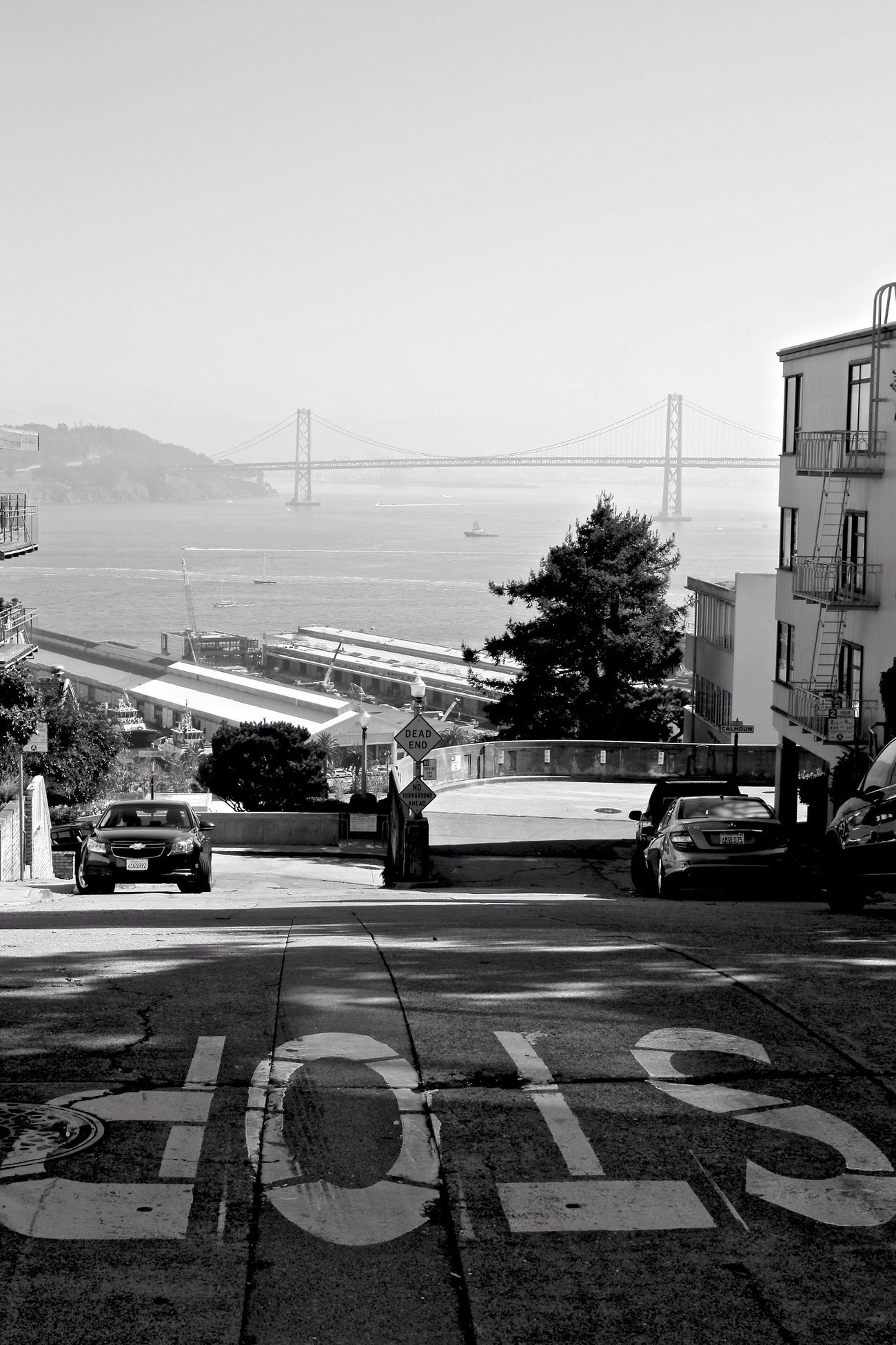 Walk This Way Streetphotography Streetphoto_bw EyeEm Best Shots EyeEm Best Shots - Black + White Golden Gate Bridge Blackandwhite Black And White Black & White