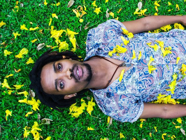 Trips to Botanic Hippie ✌ Color Portrait Fine Art Photography Photo Of The Week African Boy Durban Conceptual