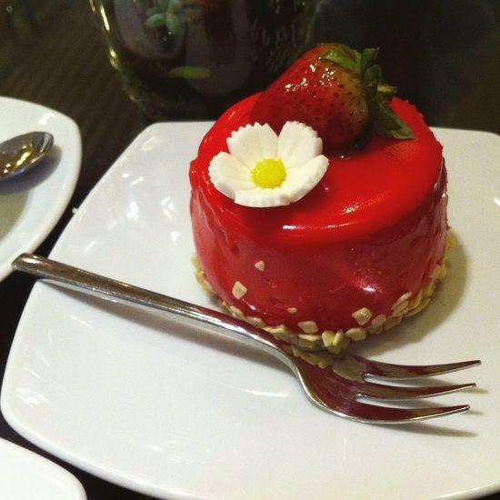 Dessert Strawberry Lovely