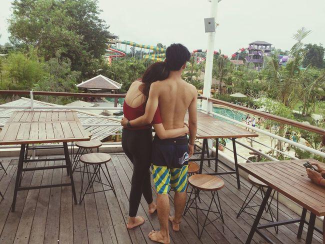 Big hug Swiming Time Waterboom INDONESIA