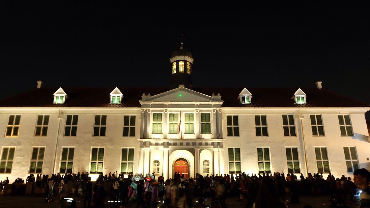 Museum Fatahila Kota Tua : Night Lights