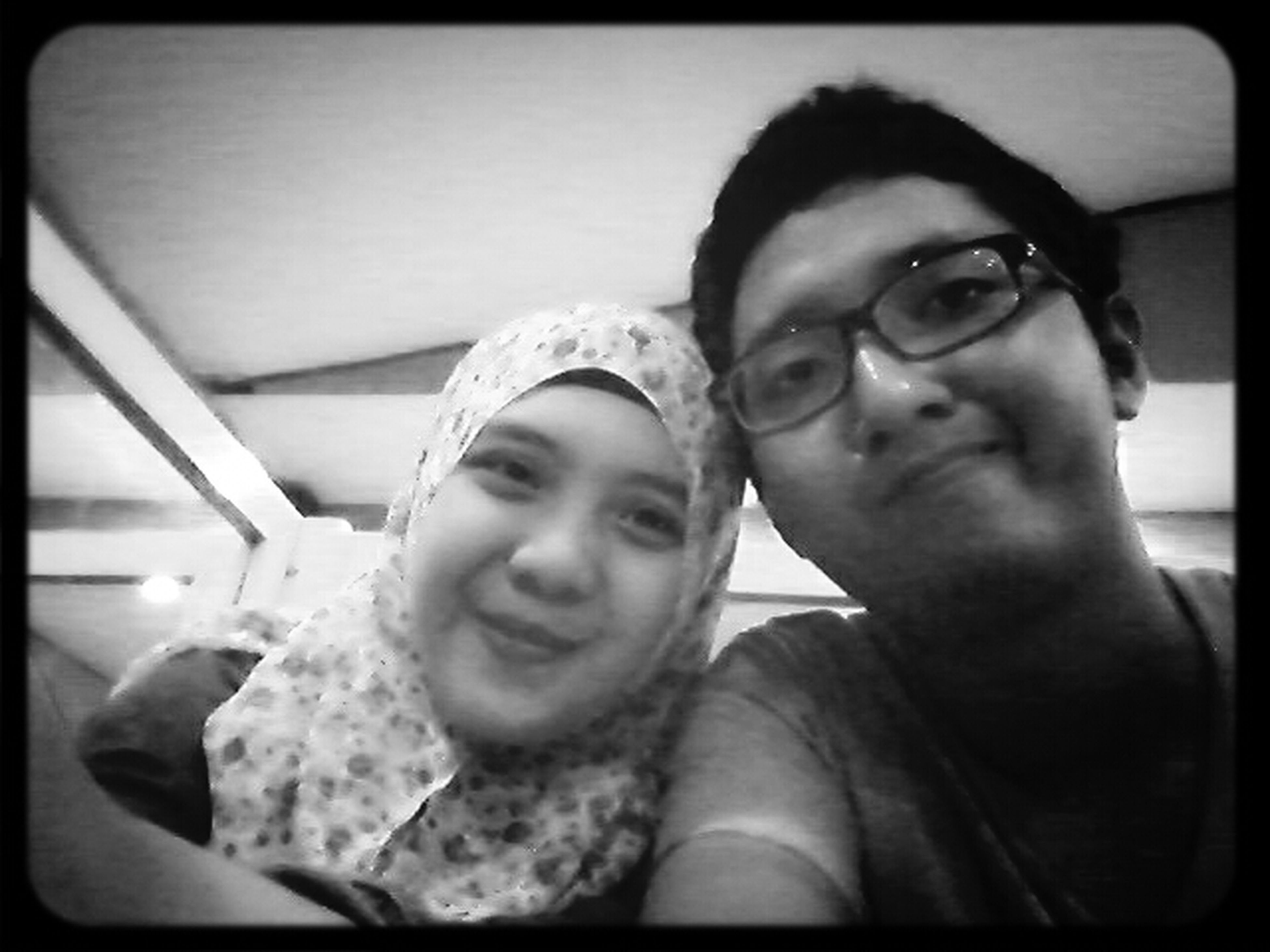 with my special girl Trying Something New My Beloved Quality Time