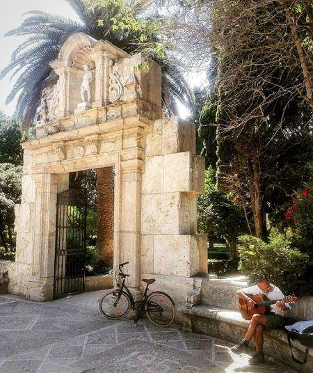 Streetart València España Arc Parklife Bicycle Urban Nature Poet Saudade Siesta Summer Vibes