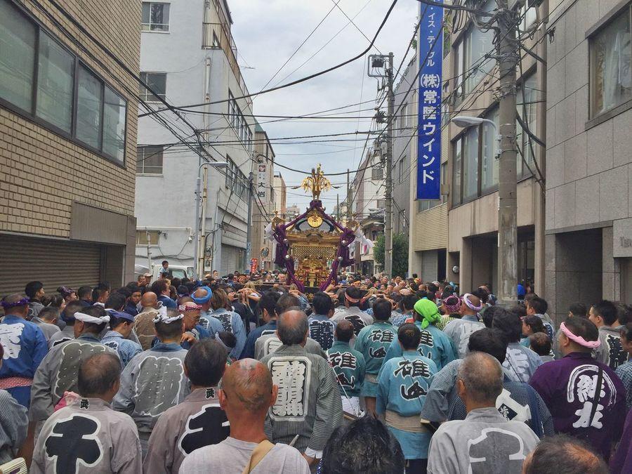Festival 祭り 東京