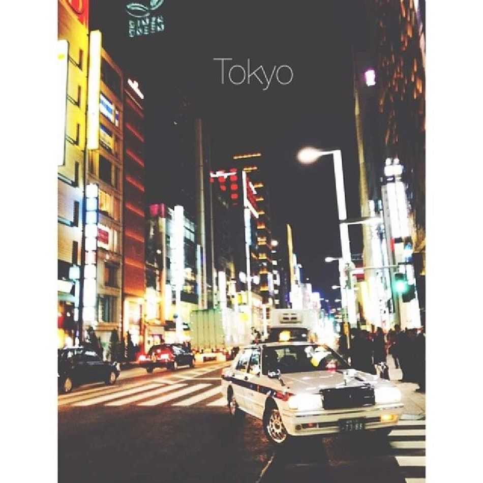 Inspired by dad's perspective of shooting, and it's awesome lol Ginza Tokyo Secondfavoriteplaceontheplanet