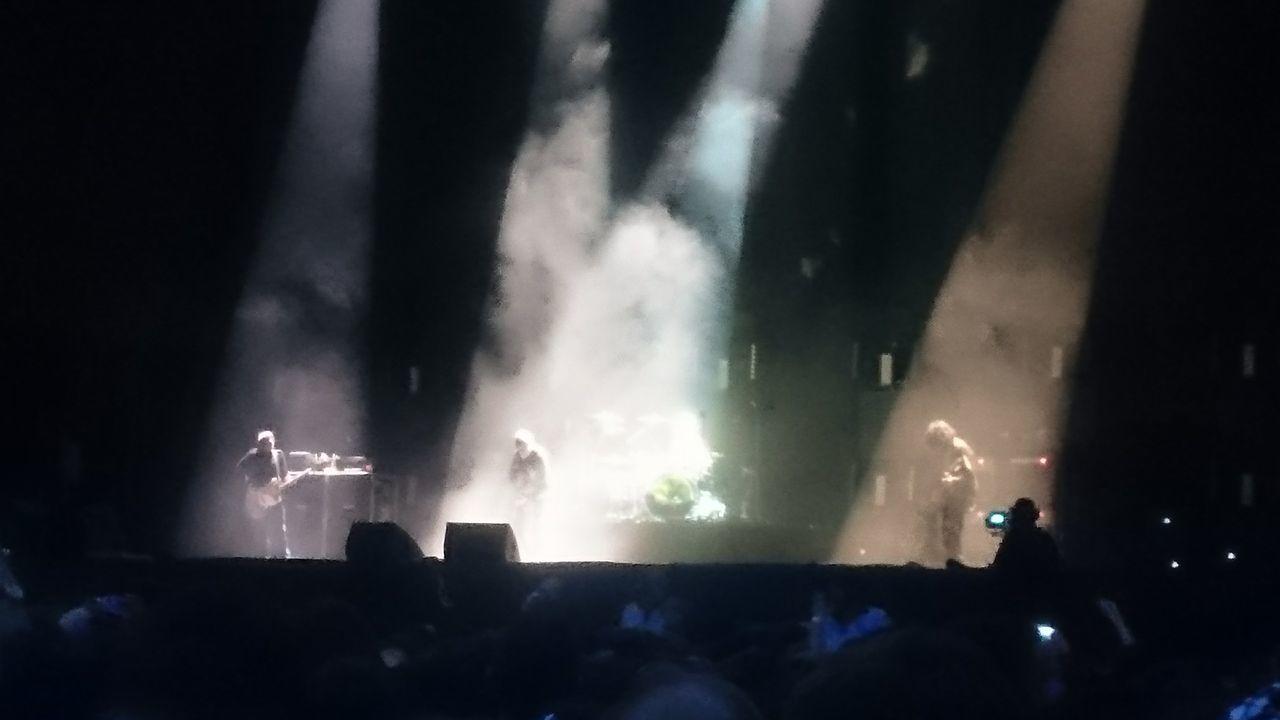 Stone Roses Music Etihad Stadium.