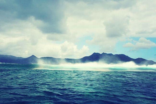 Sky Sea I ❤ Beach Enjoying Life