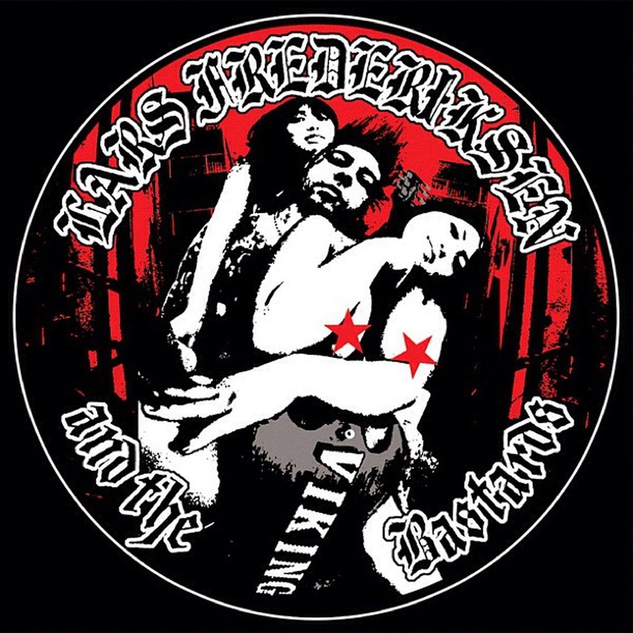Larsfrederiksen and the Bastards album the Viking