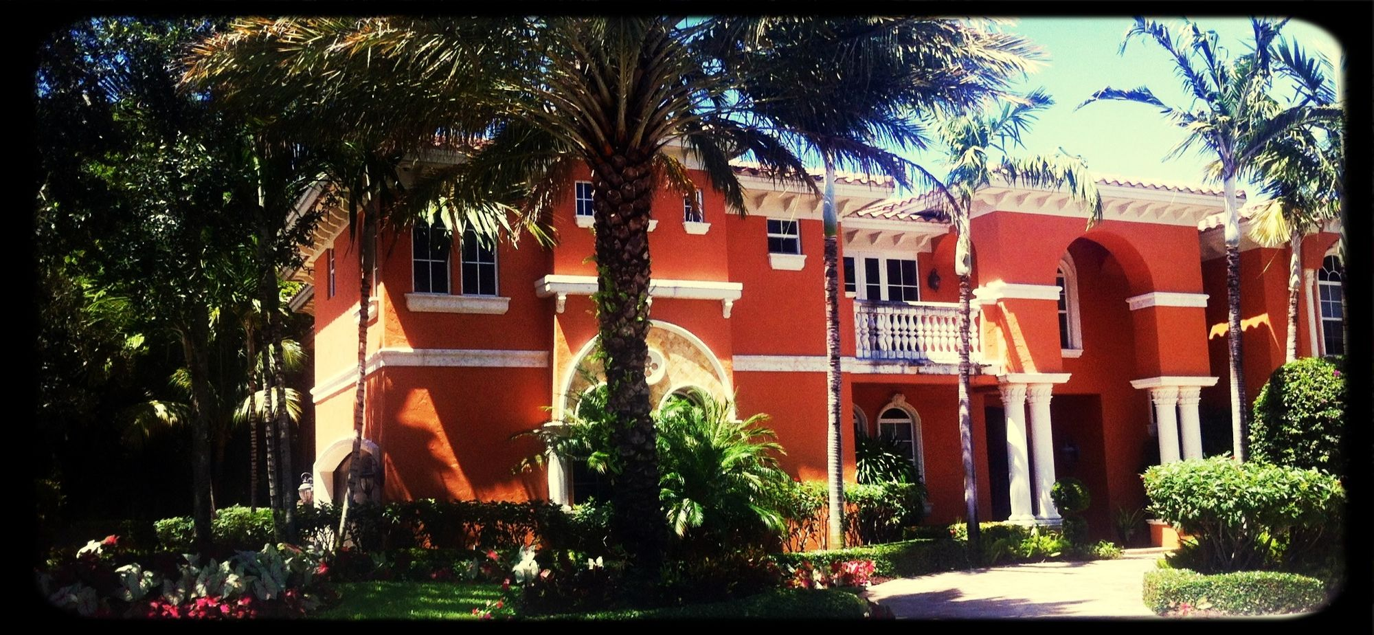 Who needs southern california homes when we have homes like this in Boca Raton Mansion Rich Wealth
