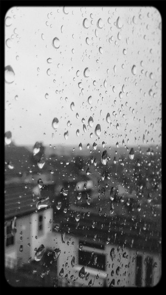 Raindrops ❤raindrops Black & White