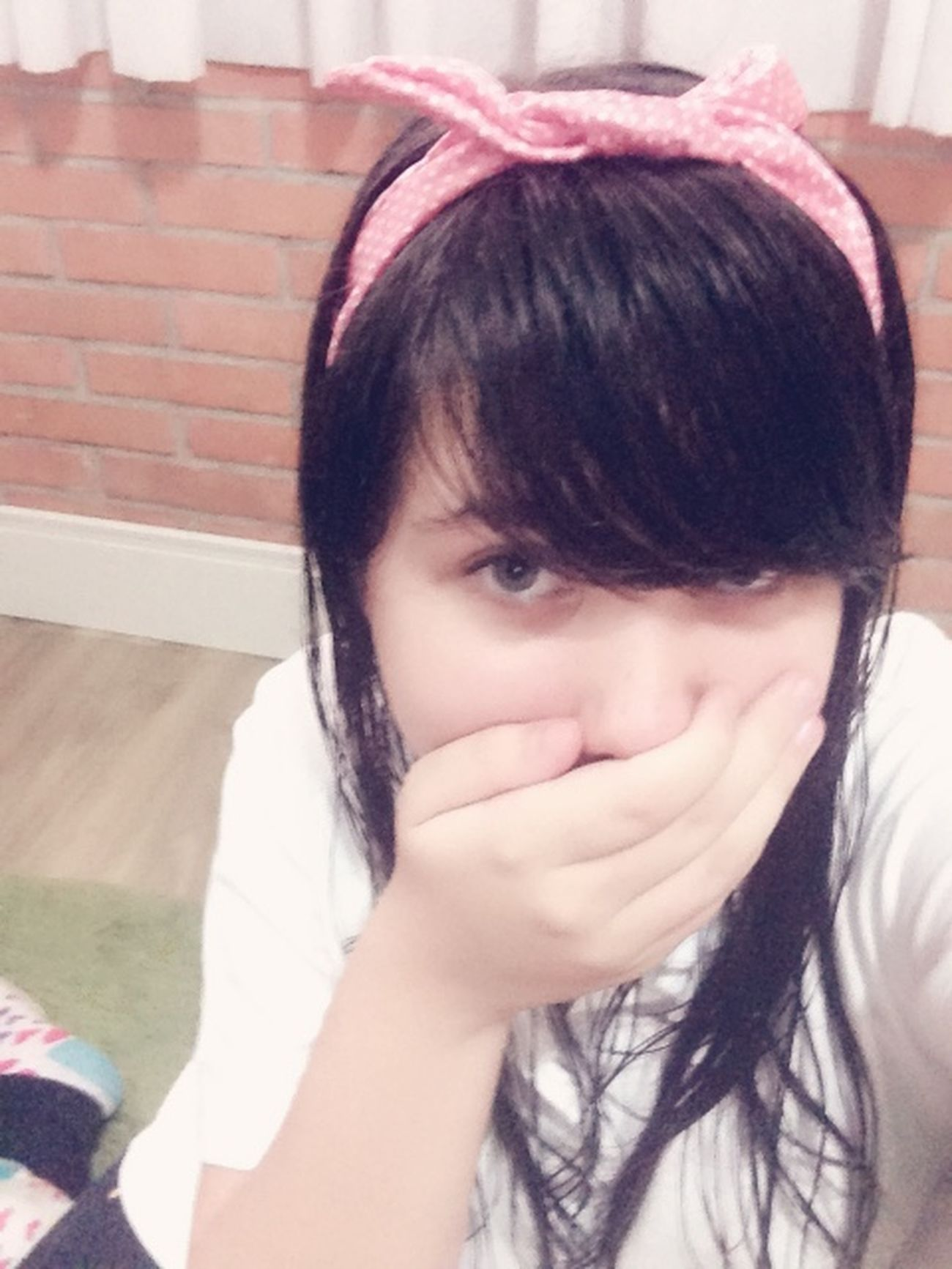 Brazzang Ulzzang Girl Cute Girl Screamo