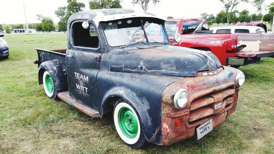 Old truck RatRod HotRod Dodge