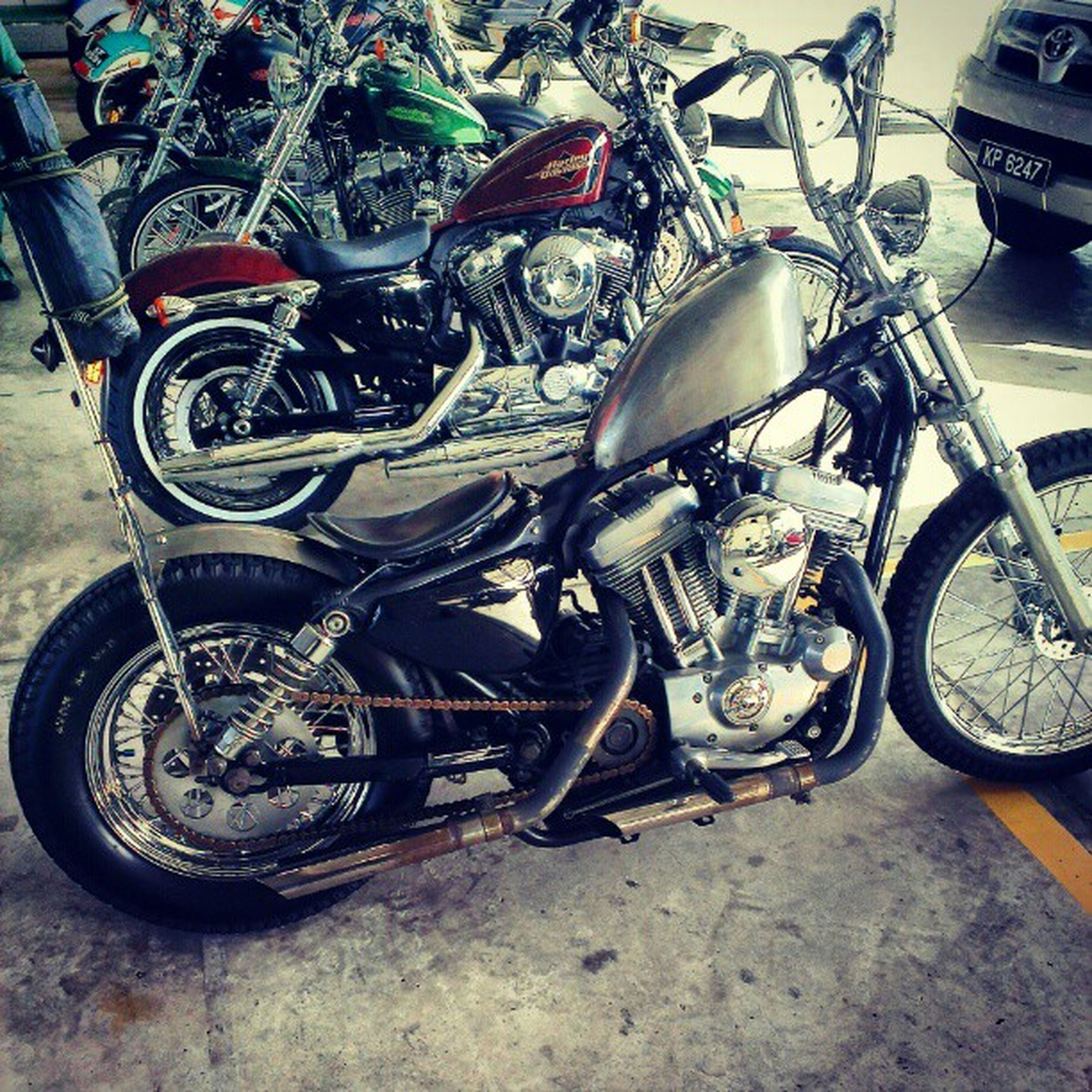 Ok.....now, will the real Sportster72 ? please stand up!? Thehobo Yuppiehippy