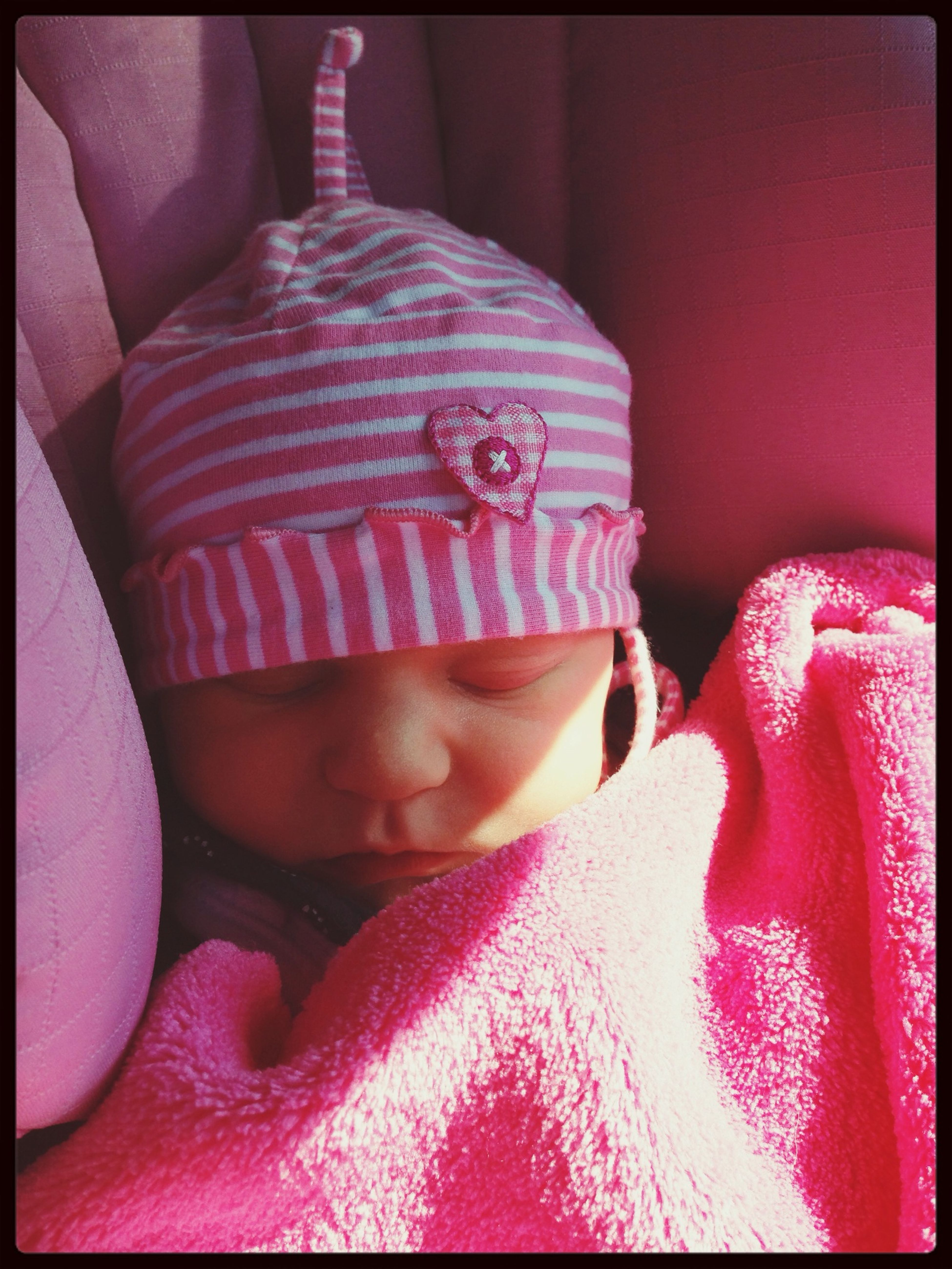 Baby Love Cute Pink