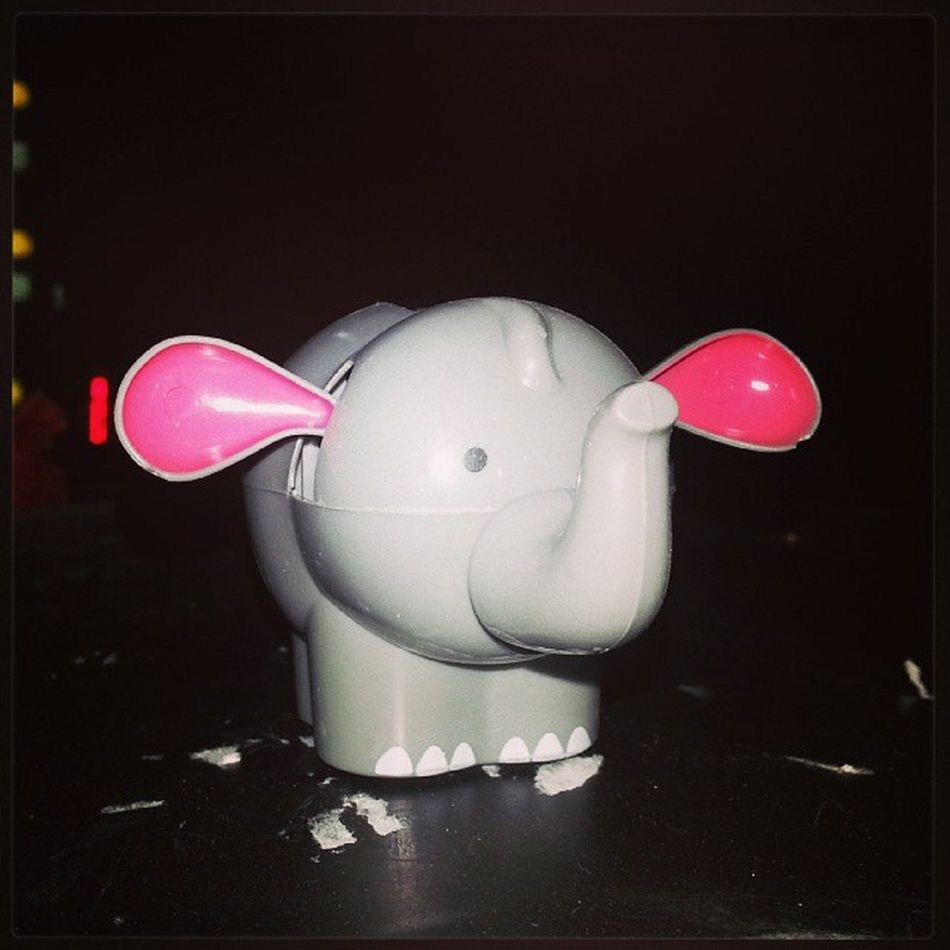 Got this cute little solar powered fella hanging out in my car now. Elephants Car Solarpowered Cute letstalkabouttheelephantintheroom