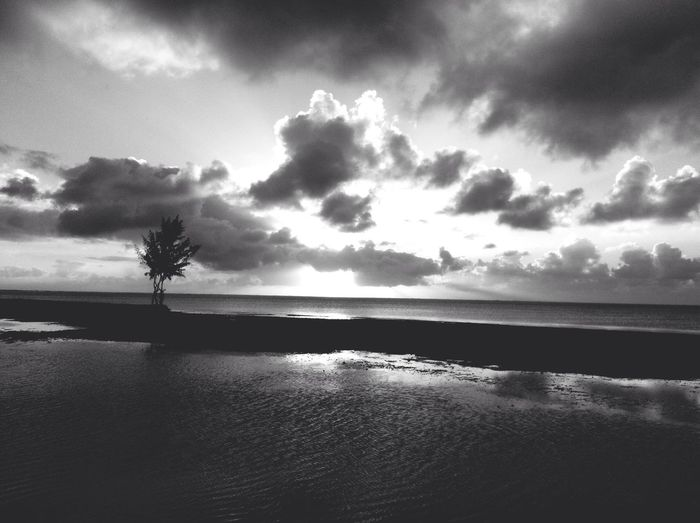 Landscape EyeEm Nature Lover Sea Blackandwhite Open the Window to your Mind.