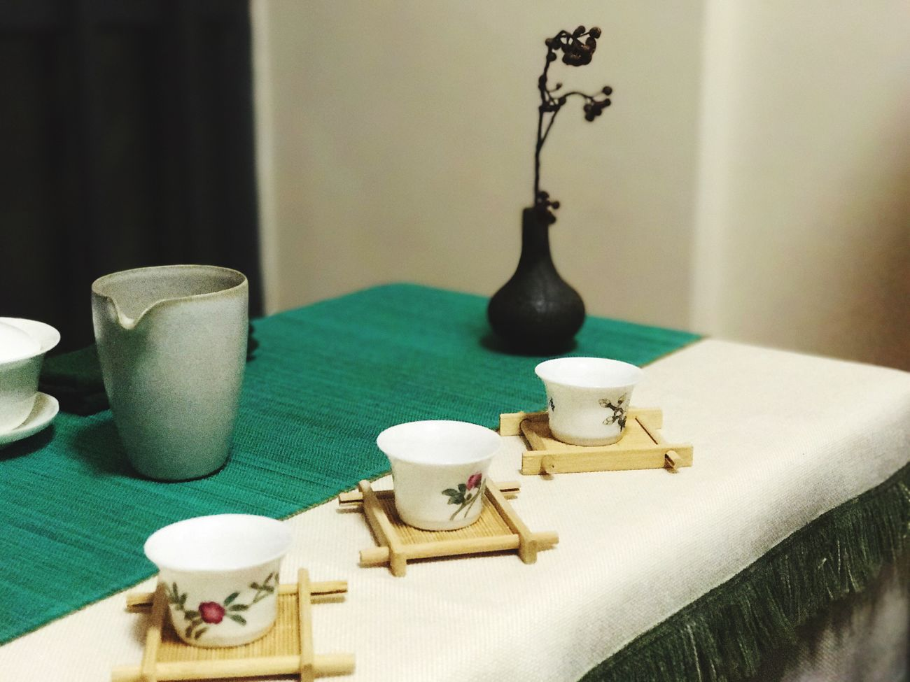 Indoors  No People Day Healthy Eating Tradition Lifestyles Tea Ceremony