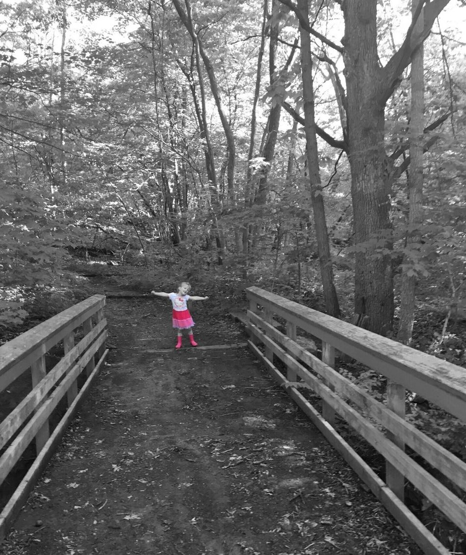 """Look at Me!"" Colorpop Mygirl♥ Babygirl Blackandwhite Toddlerlife Gwennie Goose Gwinning MapleWoods"